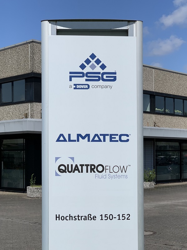 Almatec New Headquarters