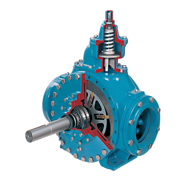 HXL Sliding Vane Pumps