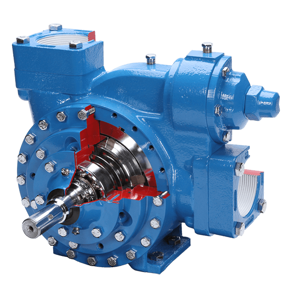 SGL 2-4 Inch Sliding Vane Pumps