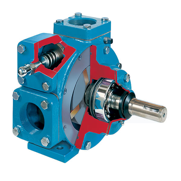 Blackmer X Series Sliding Vane Pumps