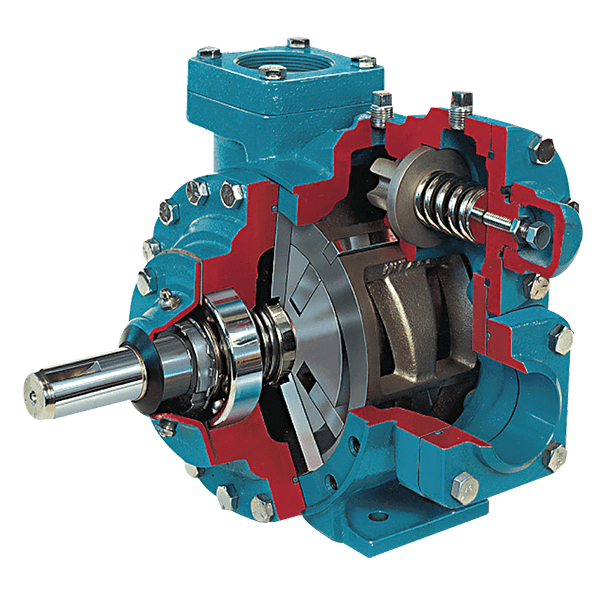 XLW Series Sliding Vane Pumps