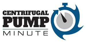 Centrifugal Pump Minute Logo