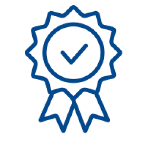 5-Year Warranty Icon