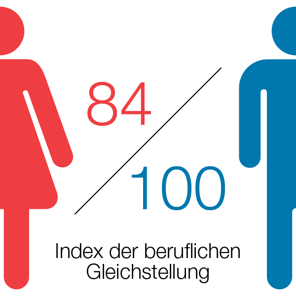 Equality Index Graphic - DE