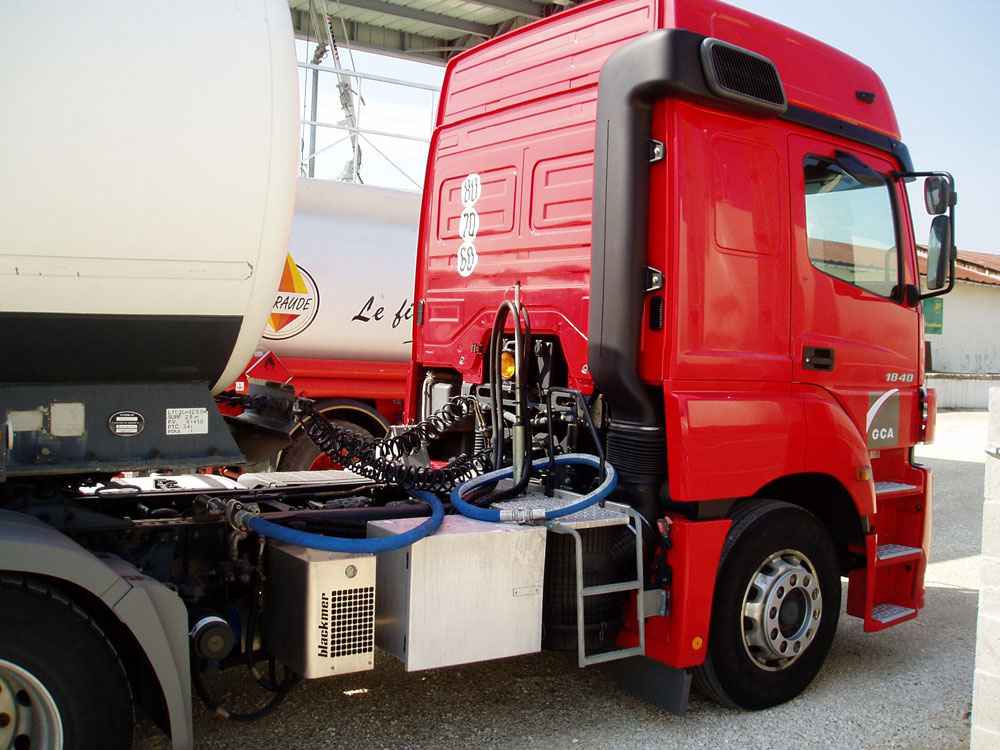 Camion Hydrive