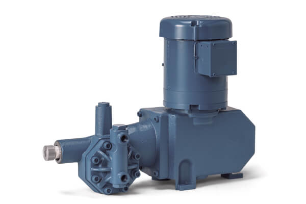 6000 Series Low Volume, High Pressure Metering Pumps