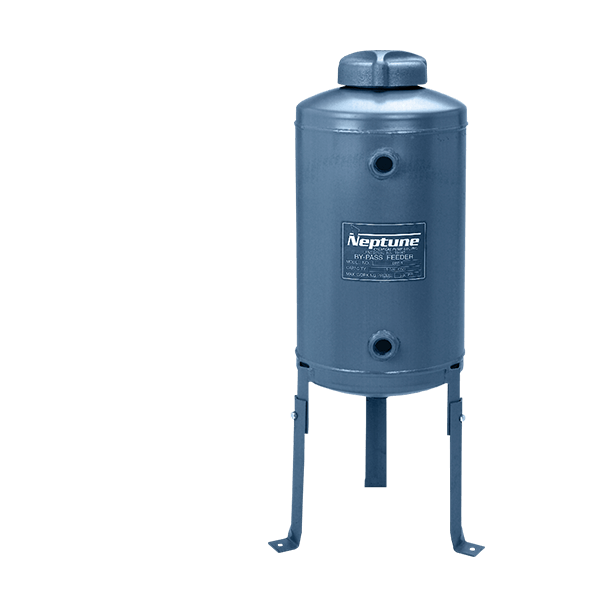 By-Pass and Filter Feeders | Neptune