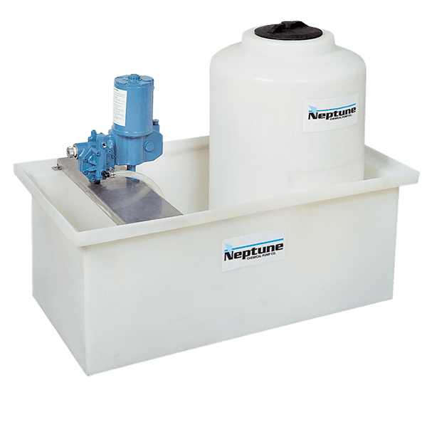 Packaged Chemical Feed Systems | Neptune