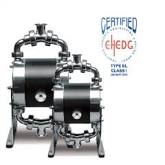 Almatec EHEDG Certification