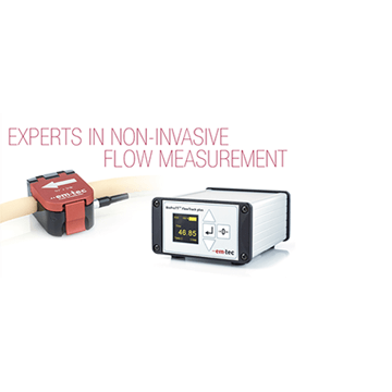 Experts in Non-Invasive Flow Measurement