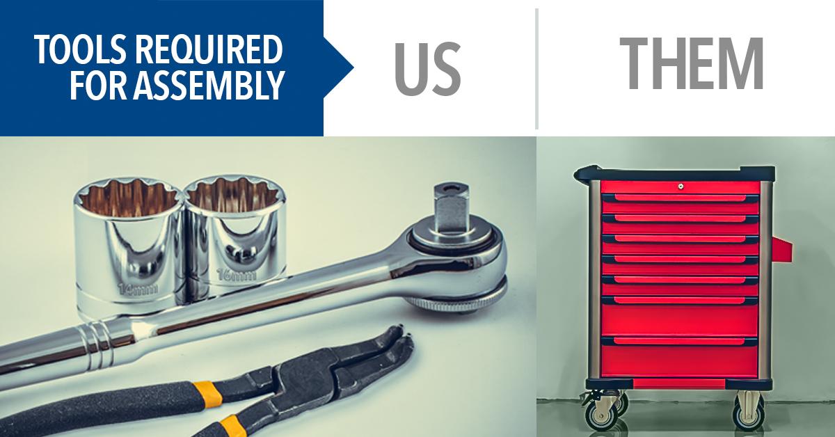 Tools - Us vs Them