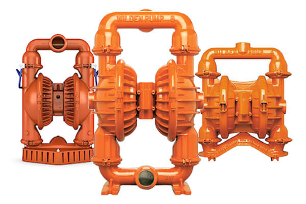 Mining Pumps, Stallion Series