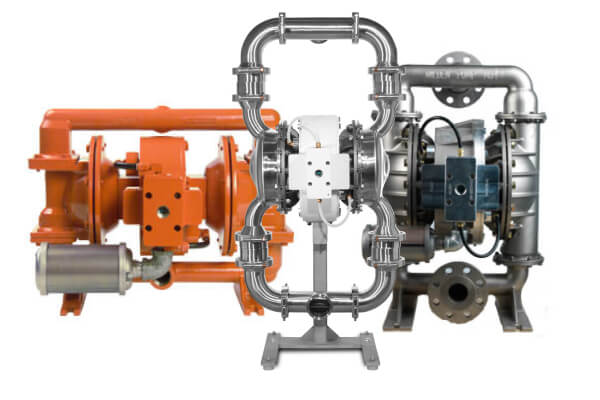 Specialty Series - High-Pressure Pumps