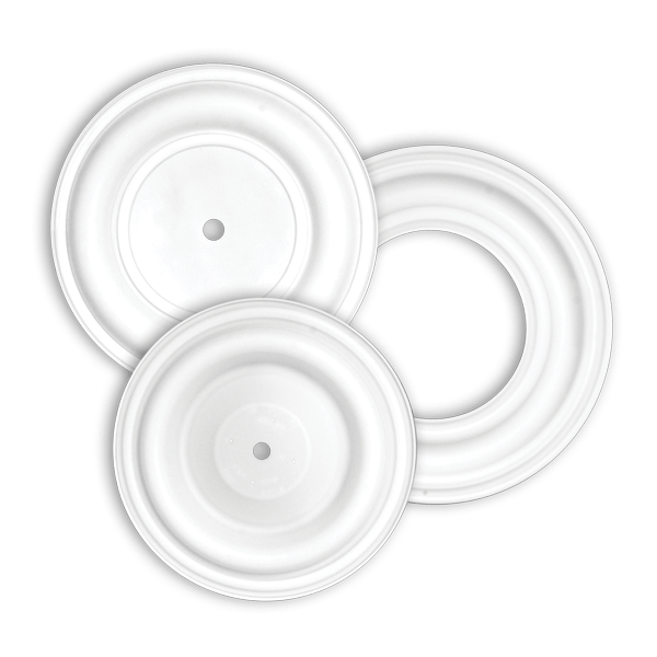 Full-Stoke PTFE Diaphragm